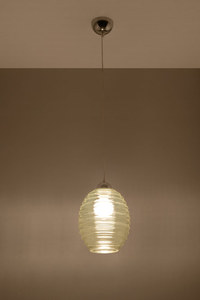 Lampa suspendată ALVARO szap small 2