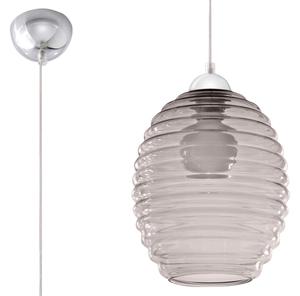 Lampa suspendată ALVARO grafi small 0