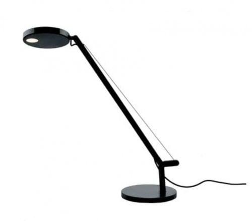 Lampa de masă Artemide Demetra Micro Table Black