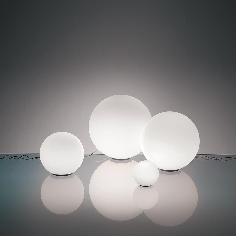 Lampă de masă Artemide Dioscuri 25 Masă 0146010A