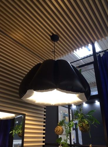 Lampa suspendată PUFF BUFF ORCA