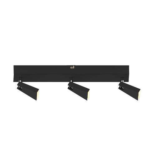 Zuma Line CK99603A-3B SPAZIO SPOT BLACK-CHROME / BLACK & CHROME