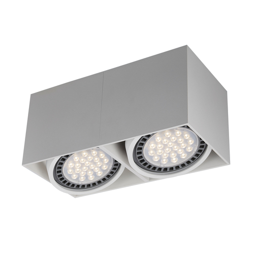 ACGU10-116 BOX2 PLAFON WHITE / ALB