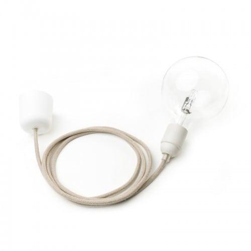Lampa cu pandantiv din loft