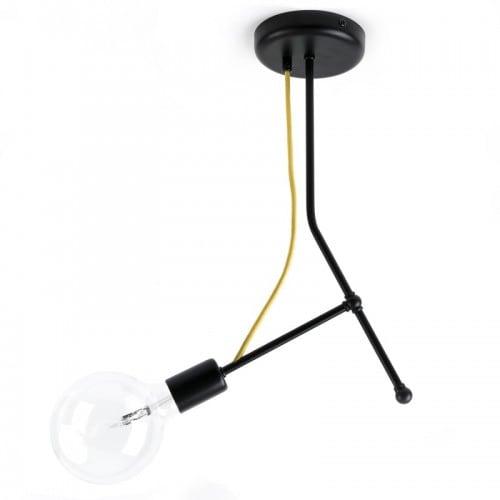 Lampa de tavan industrial Tubo Loft 3