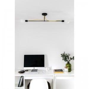 Lampa de tavan industrial Tubo Loft 6 small 1