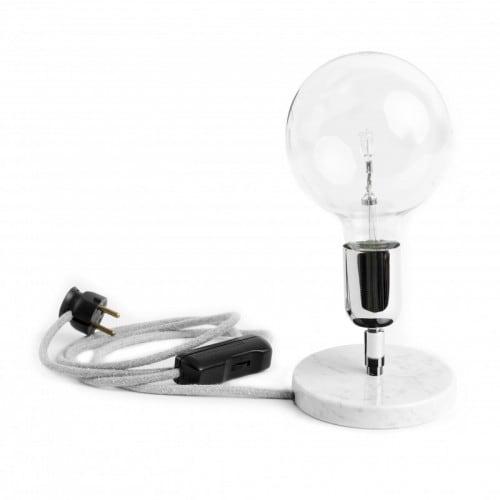 Loft Marble Silver BC lampă de masă