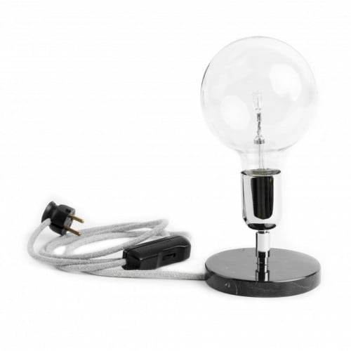 Loft Marble Silver NM lampă de masă
