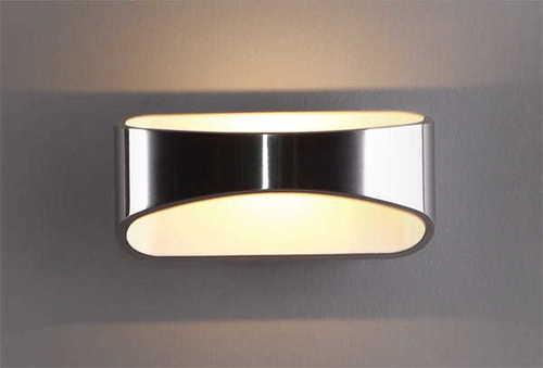 HUGO W0053 sconce argint Max Light