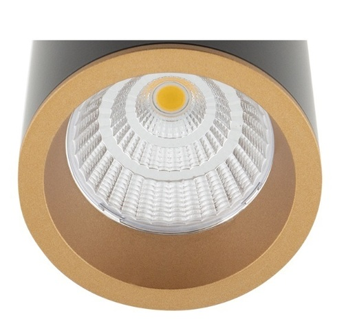 Long inel decorativ auriu lung RC0153 / C0154 Max Light