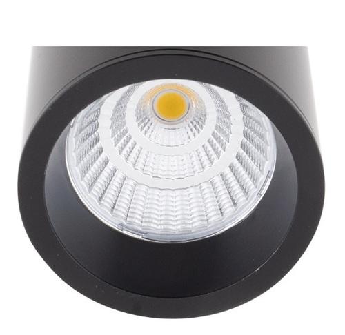 Long RC0153 / C0154 BLACK inel decorativ negru Max Light