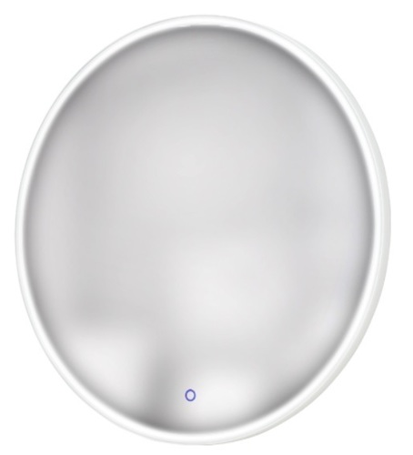 Oglinda W0252 lumină rotundă IP44 Max Light