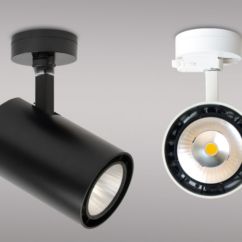 Lira LR-110 reflector - 3000K - 2300lm - 25W + Adaptor global