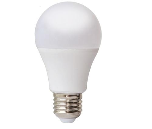 Bec LED 10W E27 A60. Culoare: rece