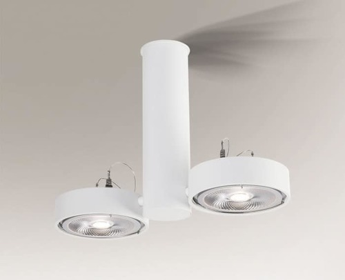 Lampa de tavan NATORI 2261 Shilo dublu punct G53 50W