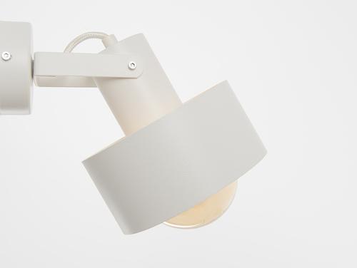 Lampă de perete FAY WALL PLUS - alb