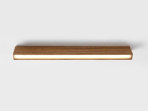 LINE PLUS L lampă de tavan - stejar
