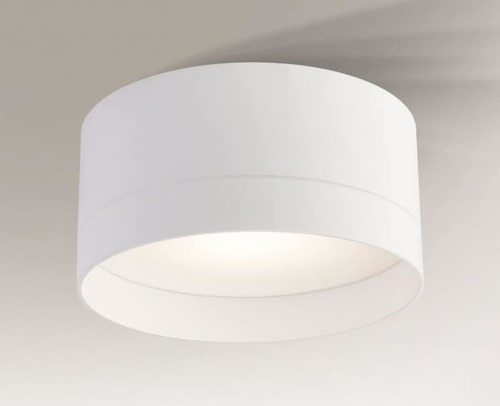 Lampă rotundă de tavan Shilo Tosa IP44 8009-Led
