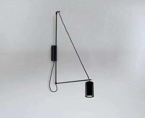 Lampa de perete loft kabe 9016 Shilo - DOHAR