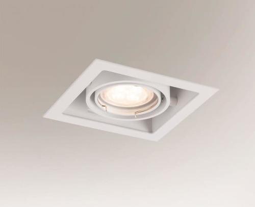 Lampa cu halogen încastrată EBINO 3304 Shilo GU10 1xPAR16 50W