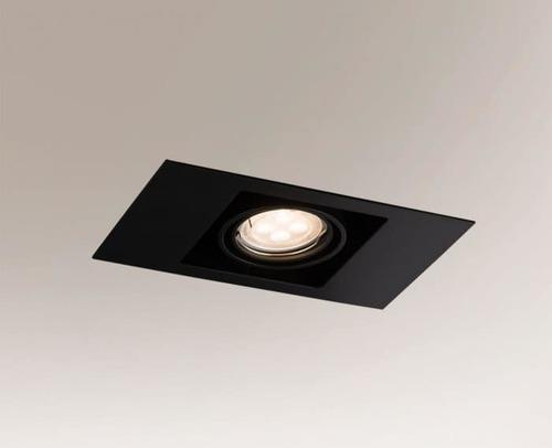 EBINO 3305 Shilo GU5.3 1xMR16 50W reflector pentru tavan dreptunghiular