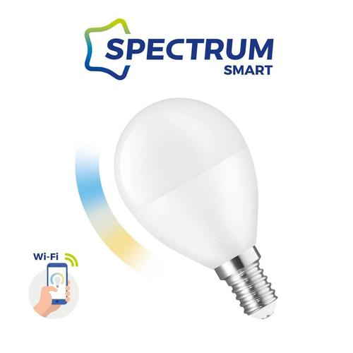 Led Ball 5w E-14 230v Cct + Wi-Fi Spectrum inteligent Wi-Fi