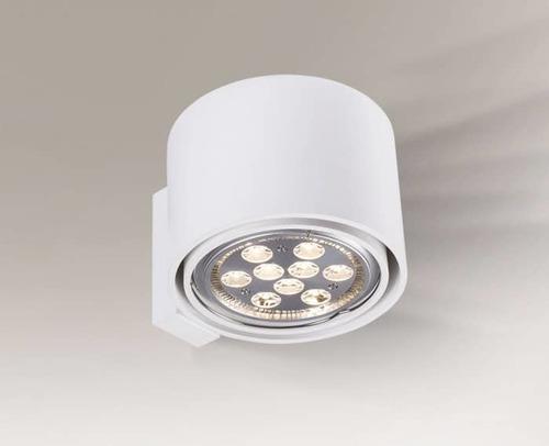 Tub de lampă de perete Shilo Miki 4433 Led