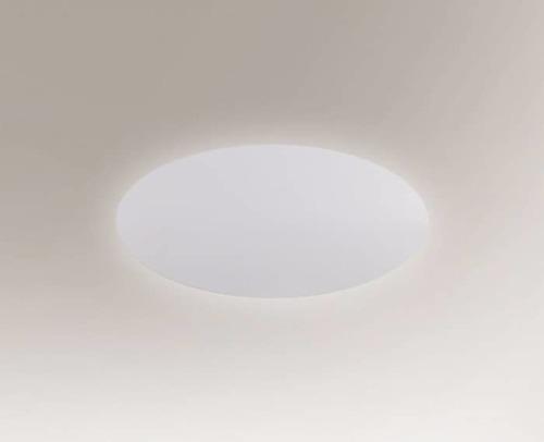 Lampă de perete ovală Shilo SUZU 4471
