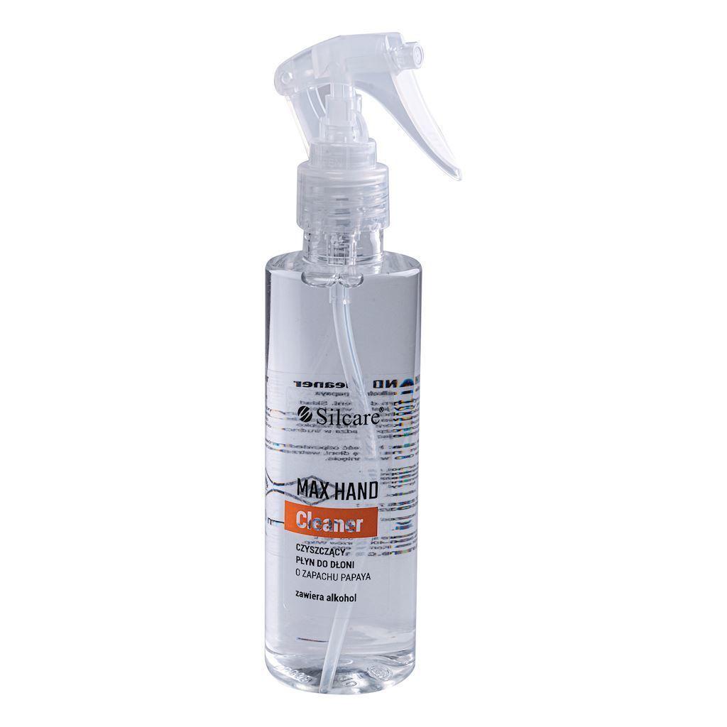 CLEANER Lichid de curățare a mâinilor cu parfum PAPAYA 210ml