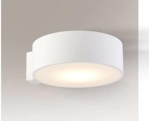Lampă de perete rotundă Shilo Zama 4447-Led
