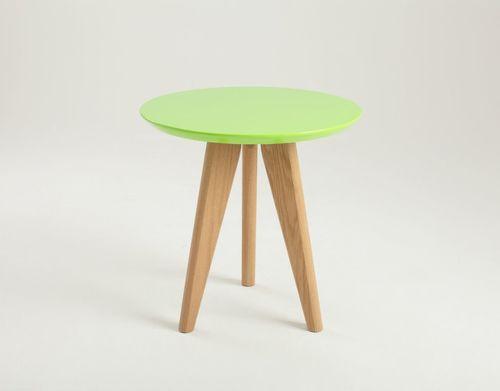 OSLO S masă - verde, cenușă