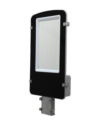 Lampă stradală LED SAMSUNG CHIP A ++ 50W Gri 4000K 6000lm 5 ani Garanție