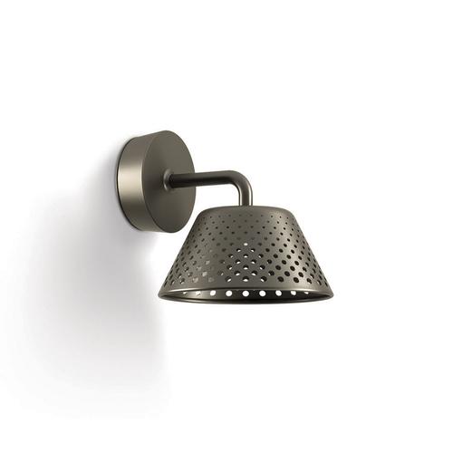 Lampă de perete exterioară Platek MESH - 3000K 87 °