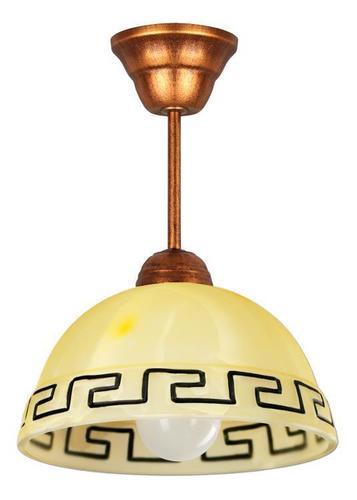 Lampa cu pandantiv retro