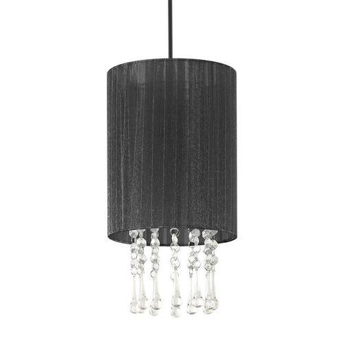 Lampa suspendată clasic Black Venice 1 S