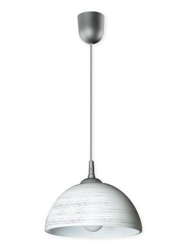 Lampa suspendată clasică M (argint)