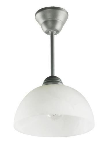 Lampa suspendată clasică Cubic Zirconia Un gri