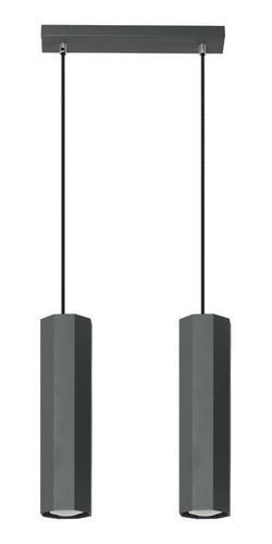 Lampa cu pandantiv modern Astral 2 negru