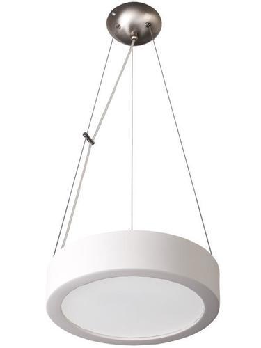 Lampa suspendată modernă Atena 36 Alb