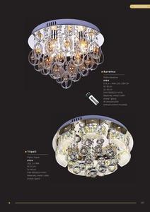 Lampa modernă Ravenna 4 plafon small 1