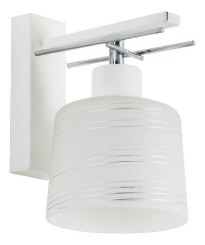 Lampa de perete clasică Olimp alb