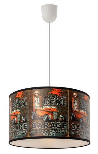 Lampă suspendată pentru garaj pentru copii Lampo