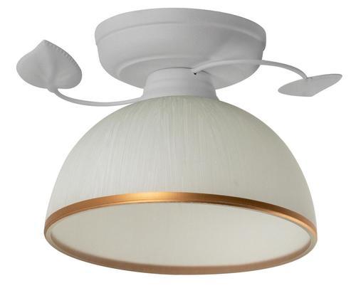 Lampa Retro Plafon Tanzania B Alb