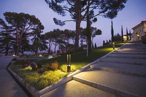 Felinar de grădină platek - TRIS COB LED 3000K small 7