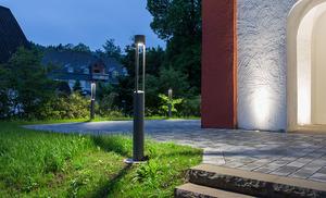 Felinar de grădină platek - TRIS COB LED 3000K small 5