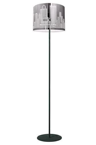 Lampa de podea designerului orașului