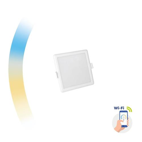Algine 6w Cct + Dim Wi-Fi Spectrum Smart Square