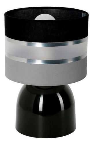 Lampă mică modernă Hades Black B.