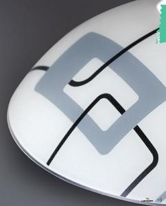 Lampă suspendată clasică Quadro White Z1 small 1