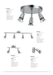 Lampă de plafon de designer Burgos 3 small 1